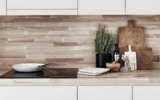 Чем поклеить стены на кухне вместо обоев?
