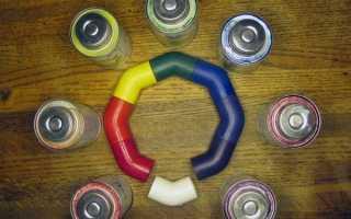 Полиуретан акриловые краски для жесткого ПВХ