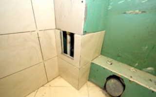Сколько слоев гипсокартона нужно в ванной?