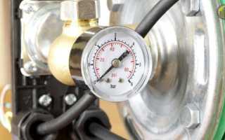 Почему насосная станция не держит давление