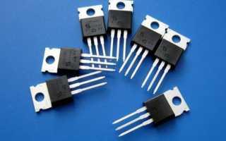 Для чего нужен транзистор в электрической цепи
