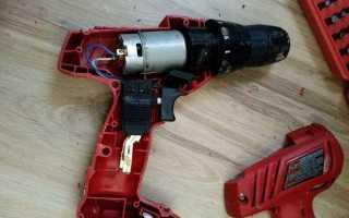 Как сделать из аккумуляторного шуруповерта электрический