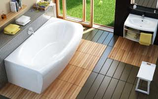 Как правильно выбрать акриловую ванну по производителям?