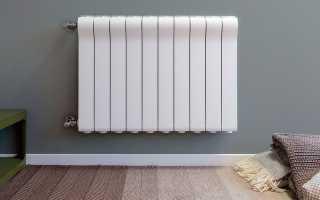 Как рассчитать биметаллические радиаторы отопления для квартиры?