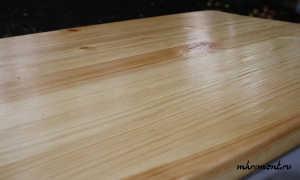 Покрытие мебели лаком в домашних условиях