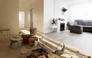 Пошаговый ремонт квартиры в новостройке своими руками