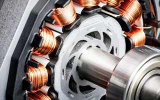 Бесколлекторный электродвигатель принцип работы