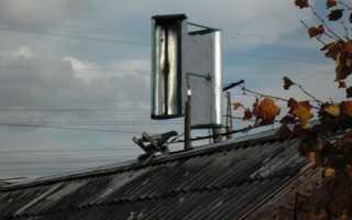Вертикальные ветрогенераторы при минимальном ветре большой мощности