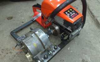 Как сделать мини генератор своими руками