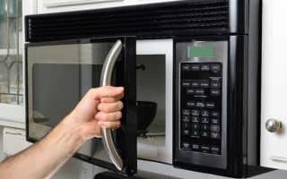 Почему свч печь работает но не греет