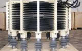 Дугогасящий реактор принцип работы