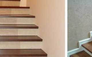 Чем отделать ступени бетонной лестницы на улице?