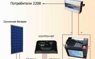 Солнечный генератор своими руками