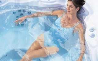 Джакузи гидромассажные ванны польза и вред