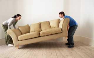 Как починить скрипучий диван?