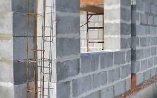 Штукатурка стен из полистиролбетонных блоков