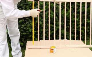 Безвредная краска для детской кроватки