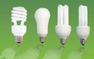 Энергосберегательные лампы плюсы и минусы