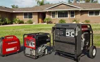 Какой генератор лучше для частного дома