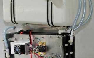 Генератор водорода для отопления дома своими руками