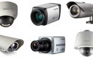 Принцип работы IP камеры видеонаблюдения