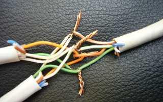 Допускается ли скрутка электрических проводов
