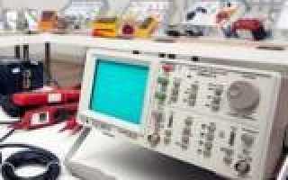 Диагностика работоспособности различных типов электрических аппаратов