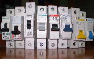 Как подобрать автоматы для электропроводки в квартире