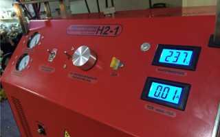 Водородные генераторы для отопления жилых домов