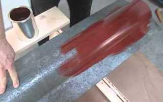 Чем покрасить железный гараж снаружи?