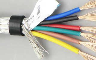 Что значит экранированный кабель
