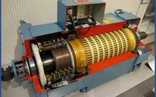 Расчет мощности асинхронного электродвигателя