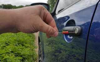 Как снять статическое электричество с автомобиля