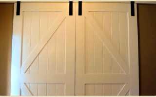 Роликовый механизм для раздвижных дверей своими руками