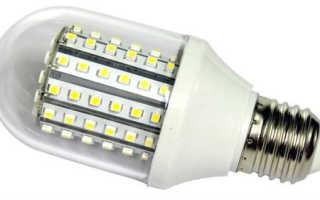 Почему перегорают светодиодные лампочки в люстре