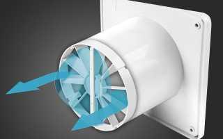 Как рассчитать мощность вентилятора для вентиляции