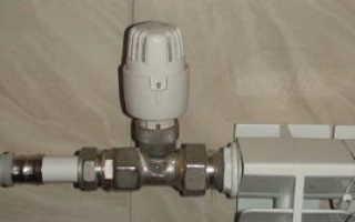Автоматические регуляторы температуры в системах отопления