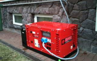 Как рассчитать мощность бензогенератора для дома