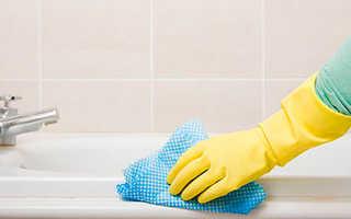 Что сделать чтобы ванна заблестела?