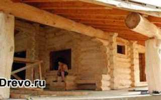 Дом из лиственницы плюсы и минусы