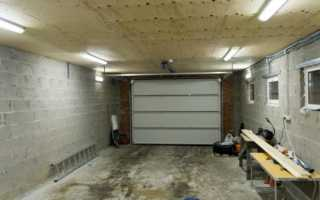 Как сделать проводку в гараже своими руками