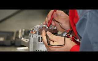 Как работает реле регулятор напряжения генератора
