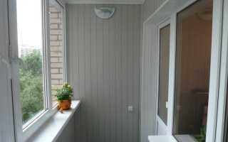 Чем покрасить стены на балконе внутри?