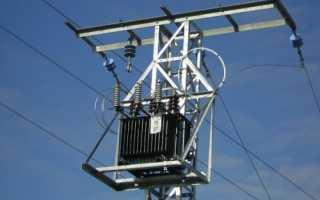 Выбор ПКТ по мощности трансформатора
