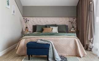 Узкие спальни как сделать удобно и красиво?