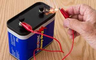 Виды коротких замыканий в электрических сетях