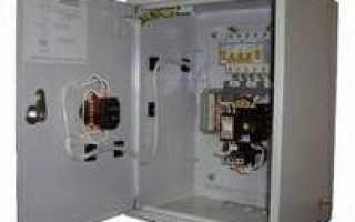 Какая защита должна предусматриваться на электродвигателях