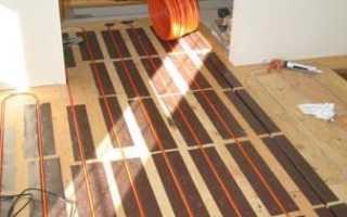 Расчет длины кабеля для теплого пола