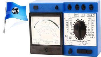 Прибор электроизмерительный Ц4353